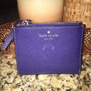 Kate Spade Mulberry wallet